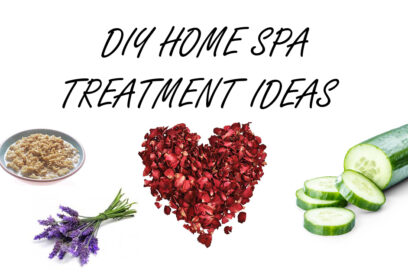 DIY Home Spa Treatment Ideas